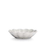 Mateus Ceramics // Kleine Oyster Schale (18cm) - Weiß