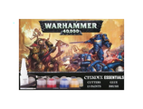WARHAMMER40000   CITADEL ESSENTIALS SET(ENG)