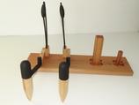 resunar Design Alphorn Ständer, kurze Version (für ein Mundrohr)