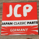"Fansticker ""Japan Classic Parts Germany"""