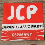 "Fansticker ""Japan Classic Parts Germany"""