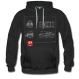 Datsun Z Männer Premium Hoodie