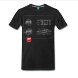 Datsun Z Fan-Tshirt