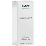 Clean & Active Cleansing Cream Foam 100 ml