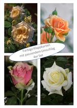 Kartenset  Blumen V