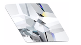 Preciosa Rhombus Strassstein 10x6mm Crystal F