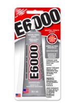 E6000 Industriekleber transparent 59,1 ml