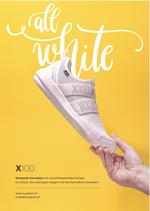 X10D Schuh - FIVE White
