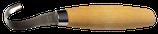 MORA kniv Woodcarving Hook  162 Double Edge S