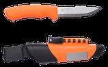 MORA kniv Bushcraft Survival Orange
