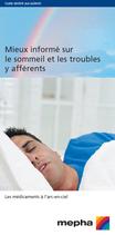 Mieux informé sur le sommeil et les troubles y afférents