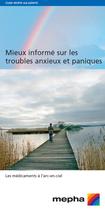 Mieux informé sur le troubles anxieux et panique