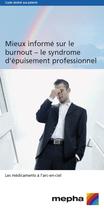 Mieux informé sur le burnout – le syndrome d'épuisement professionnel