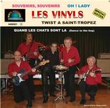 Les Vinyls - Twist à Saint Tropez [Vinyle 45T]