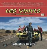 Les Vinyls - L'authenticité des Sixties [Vinyle 25 cm]