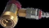Schnell-kupplung Hochdruck oder Niederdruck R1234yf