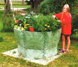 Tulpenhochbeet, konisch ausladend , Ø 130 x H 75 cm