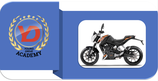 Motorrad fahren ohne Prüfung / B196