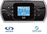 Display - Topside Control Gecko in.k800
