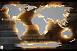 Antarktis für Echtholzkarten