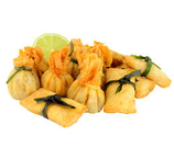 Diverse oosterse snacks (frituur)