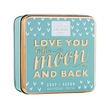 LOVE YOU TO THE MOON & BACK - SCOTTISH FINE SOAPS