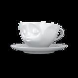 COFFEE CUP 'KISSING' - TASSEN