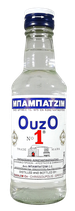 BABATZIM OUZO No1 (0,2 l)