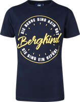 Bergkind T-shirt Carlito Junior