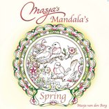 Masja van den Berg - Masja's Mandala's Spring