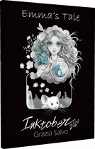Grazia Salvo - Emma's Tale. Inktober 2020 Coloring Notebook (pre-order)