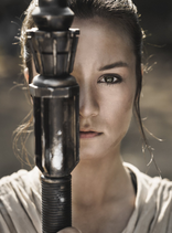 REY STAFF (DIY KIT)