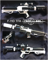 F-11D TFA (DIY KIT)