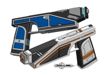 WESTAR-35 SABINE WREN SIDEARMS (DIY KIT)