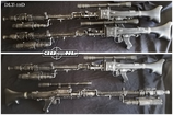 DLT-19D Deathtrooper Heavy Blaster Rifle (DIY KIT)