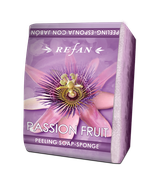 Peelingschwamm mit Seife Passion Fruit 80g