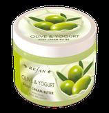 Refan Sugar Body Scrub Olive & Jogurt 240g