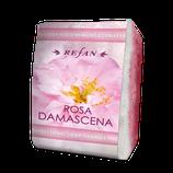 Peelingschwamm mit Seife Rosa Damascena 80g