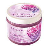 Refan Sugar Body Scrub I Love You 240g