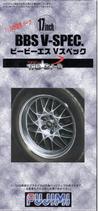 CERCHI BBS 17' - V Spec - Fujimi n°38