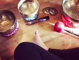 Bowls + Gong : Sound Meditation  - 11/13/18