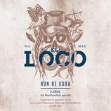 EL LOCO Ron de Cuba 3 Años