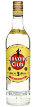 Havana Club 3 Años 7dl 40% vol.Alc