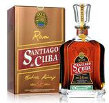 Santiago de Cuba Extra Añejo 25y 7dl 40% Alc.Vol.