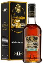 Santiago de Cuba Añejo Super 11y 7dl 40% Alc.Vol.