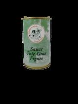 Sauce figues & foie gras