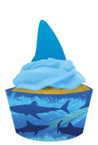 Hai Muffin Cupcake Deko-Banderolle