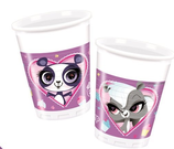 Littlest Pet Shop Cupcake Partybecher
