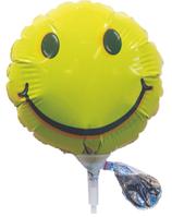 Smiley Extra Mini Folienballon