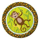 Affenbande Partyteller